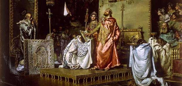 نبذة عن مملكة القوط
