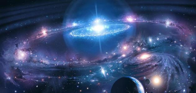 تعريف الكون