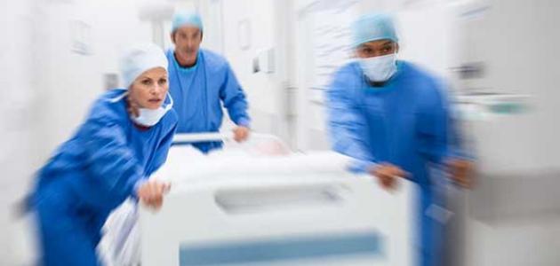 علامات الاحتضار الطبية