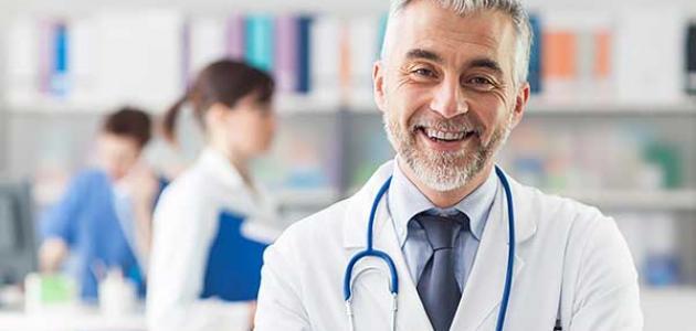موضوع تعبير عن الطبيب