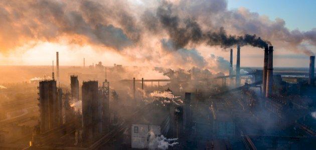 تعبير عن التلوث وأضراره