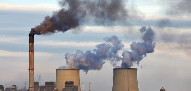 موضوع إنشاء عن تلوث البيئة