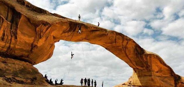 كلمة إذاعة عن السياحة في الأردن