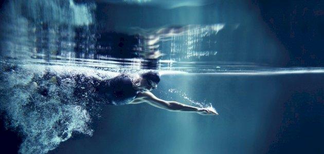 موضوع تعبير عن السباحة