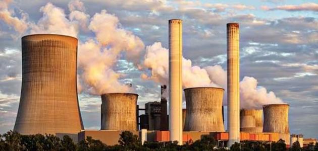 كلمة إذاعة عن تلوث الهواء