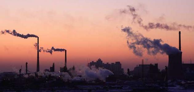 تعبير عن التلوث