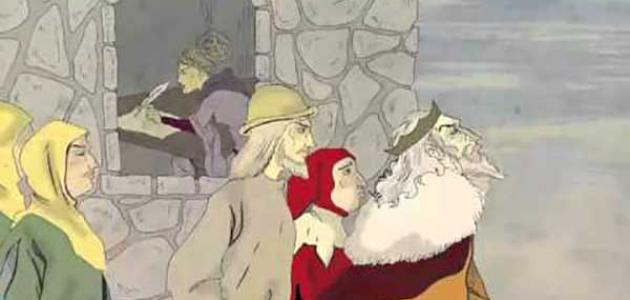 قصة الملك لير