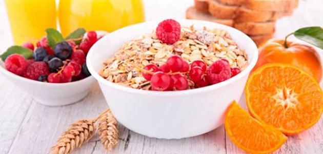 فطور صحي للأطفال