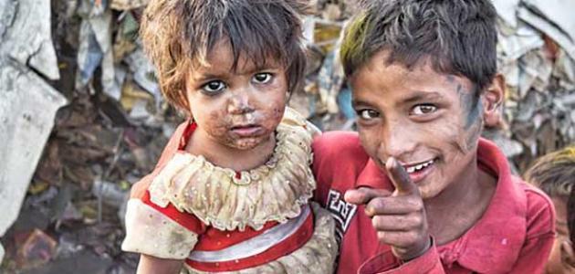 موضوع عن الفقراء والمساكين