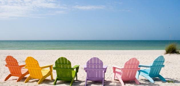 موضوع إنشاء عن العطلة الصيفية