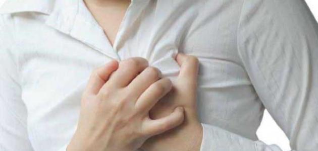 اسباب نغزات الثدي