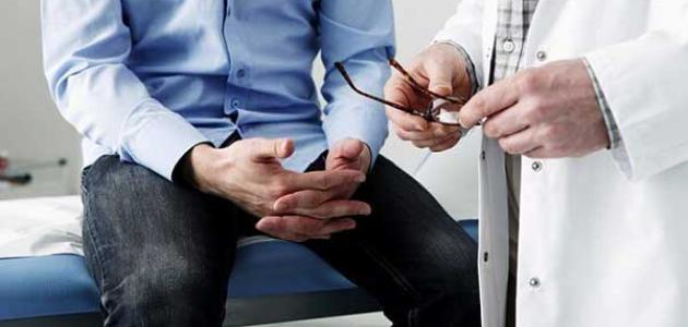 أعراض صعوبة التبول عند الرجال