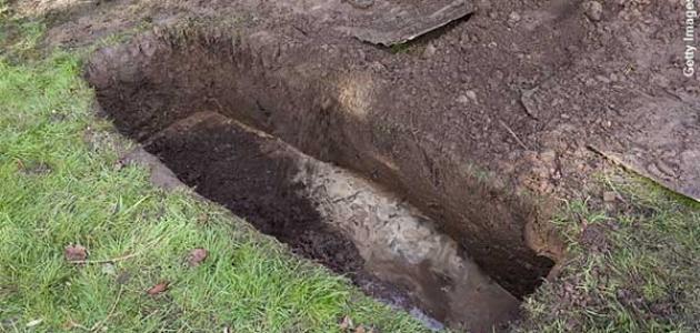 أدلة على عذاب القبر