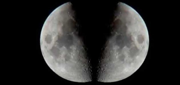 معجزة انشقاق القمر