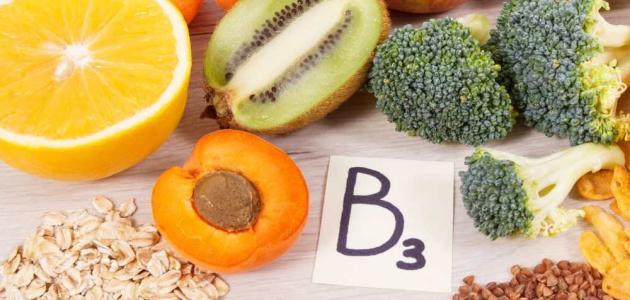 مصادر فيتامين B3
