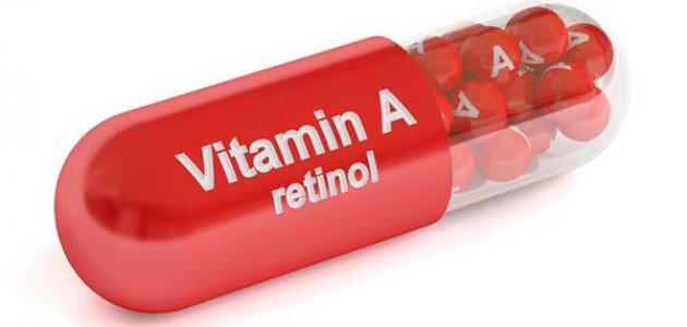 مكملات فيتامين A