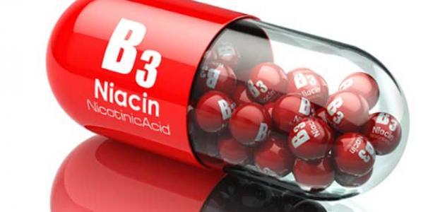 أسباب نقص فيتامين B3
