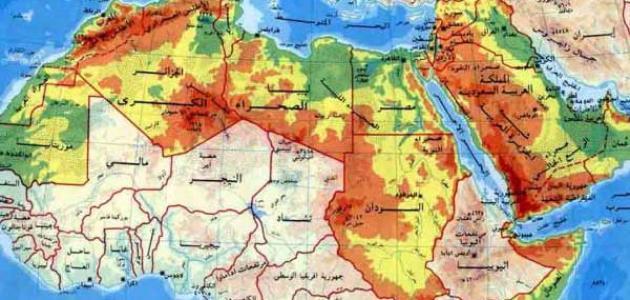 بشكل مستقل حرفيا Asser بحث عن توزيع السكان فى الوطن العربى Doc Comertinsaat Com