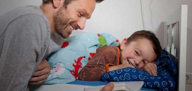 قصص أطفال قبل النوم للأولاد
