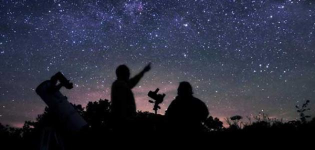 الإعجاز العلمي في النجوم