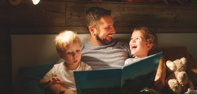قصص أطفال قبل النوم عن الصدق
