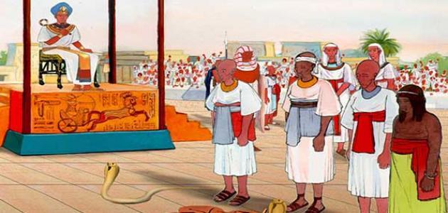 قصة سحرة فرعون
