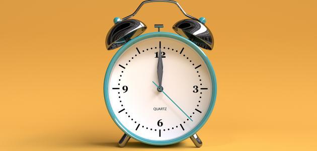 موضوع تعبير عن إدارة الوقت