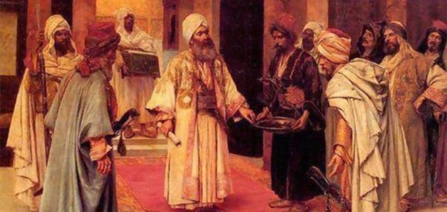 شعراء العصر الإسلامي