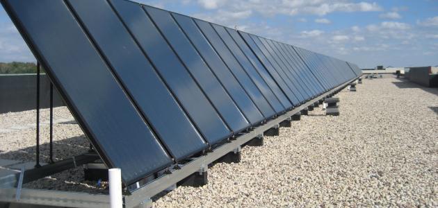 استخدامات الطاقة الشمسية