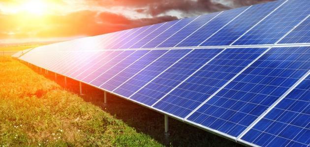 سلبيات الطاقة الشمسية