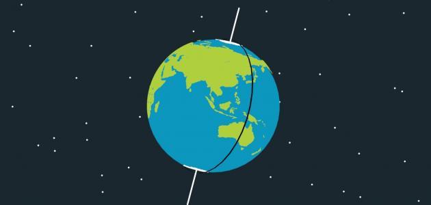 بحث عن الكرة الأرضية