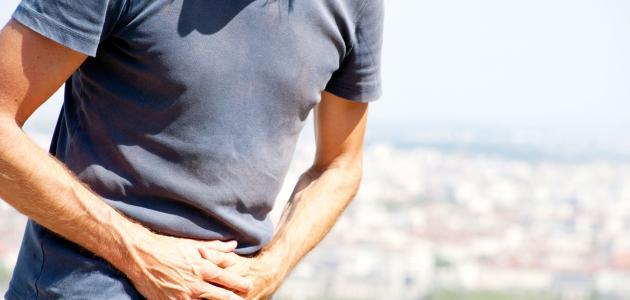 تشخيص صعوبة التبول عند الرجال