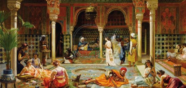 شعراء العصر العباسي الأول سطور