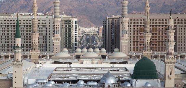 موضوع إنشاء عن النبي محمد رسول الله