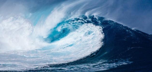 تعريف التيارات البحرية