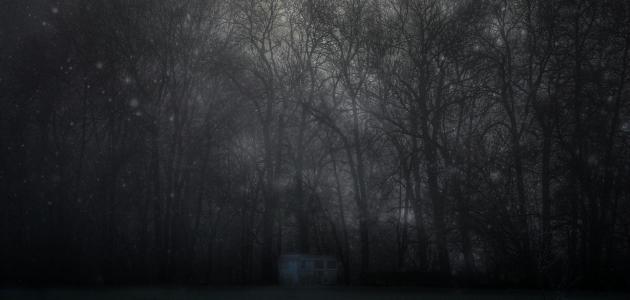 وصف الليل في الشعر العربي