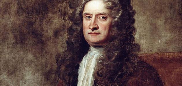 قوانين نيوتن الأول والثاني والثالث
