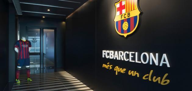 أهم مدربي نادي برشلونة