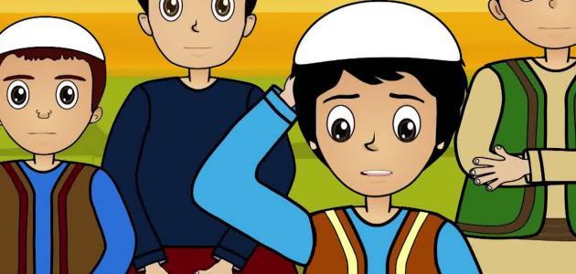 قصص أطفال مصورة عن الصدق سطور