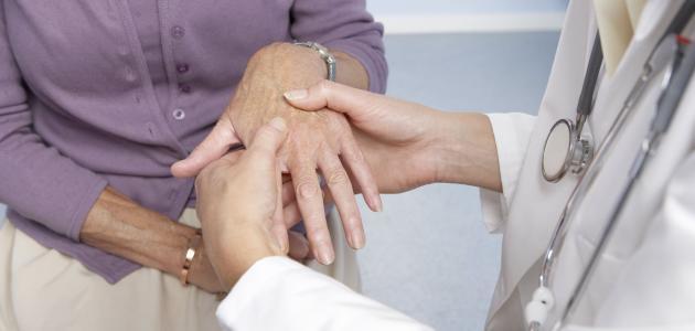 علاج ألم مفاصل اليد