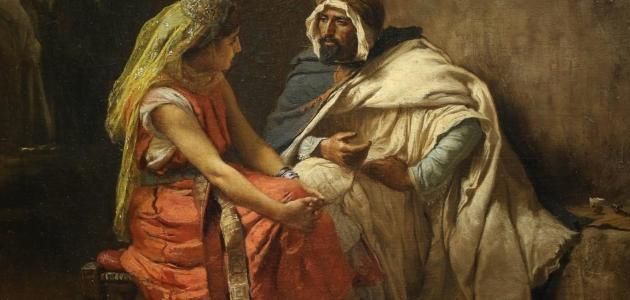 من هي زوجة المعتمد بن عباد