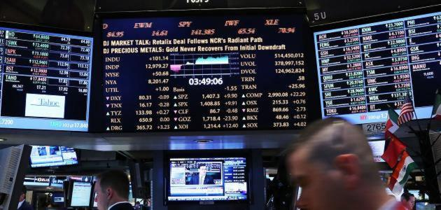 أسواق الأسهم الأمريكية