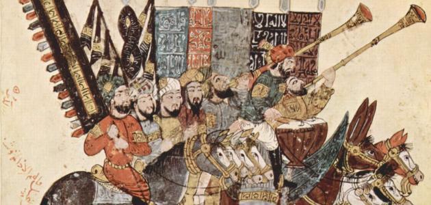 التاريخ السياسي للدولة الأموية