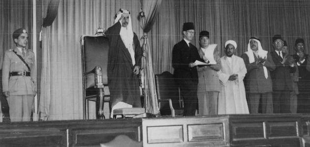 إنجازات الملك طلال