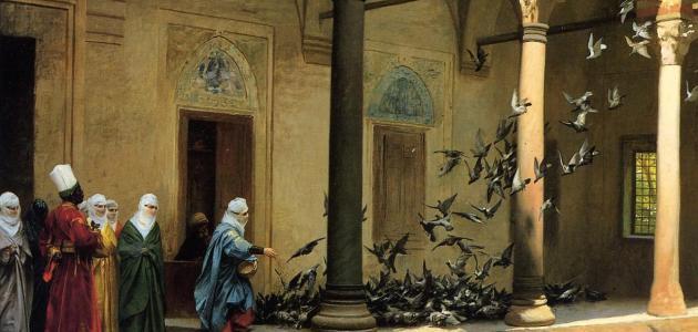 العصور الإسلامية بالترتيب