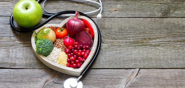 غذاء مريض الجلطة القلبية والدماغية