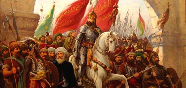 ترتيب سلاطين الدولة العثمانية