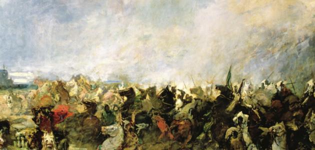 ما أول جيش خرج من المدينة بعد وفاة الرسول