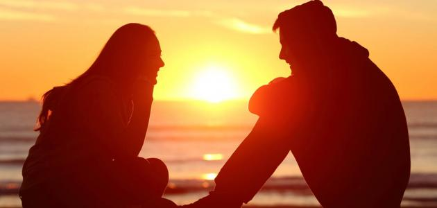 ما معنى الحب عند الرجل