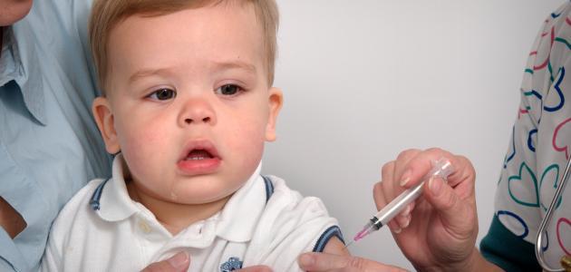 أعراض تطعيم السنة ونصف